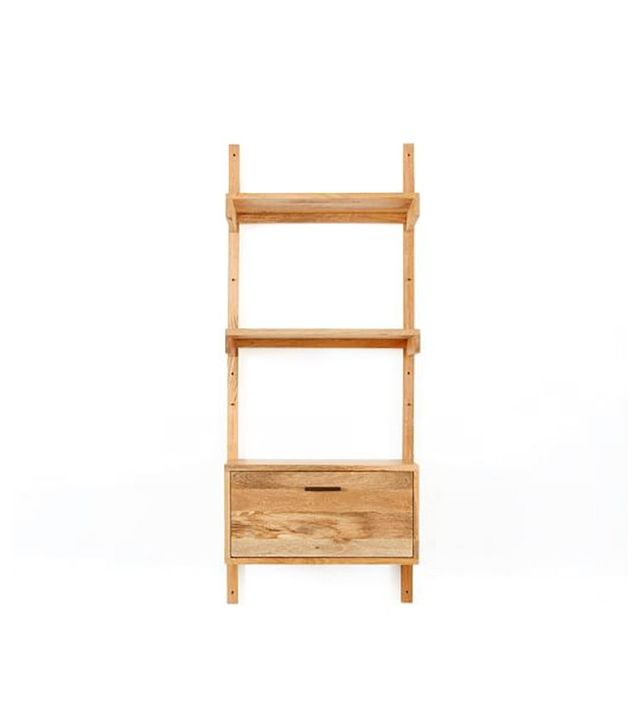 West Elm Industrial Storage Wall Shelving & Cabinet Set