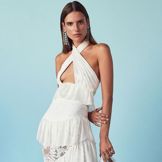 This Edgy New Bridal Collection Was Made for Fashion Girls