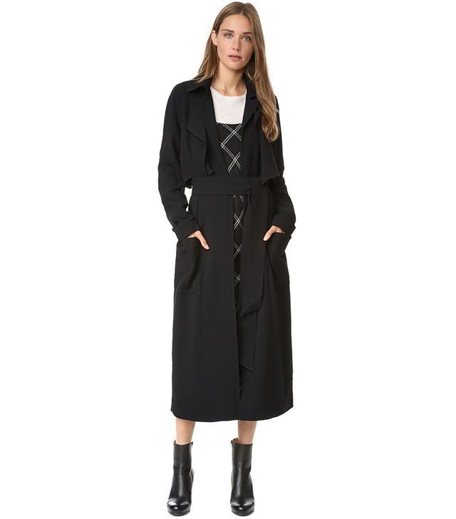 Tibi Soft Trench Coat
