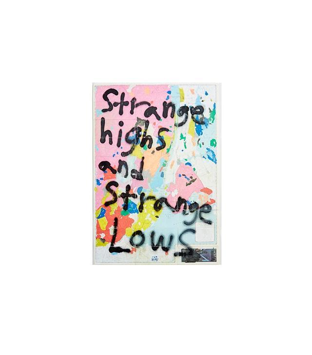"""""""Strange Highs and Strange Lows"""" by Matt Maust"""