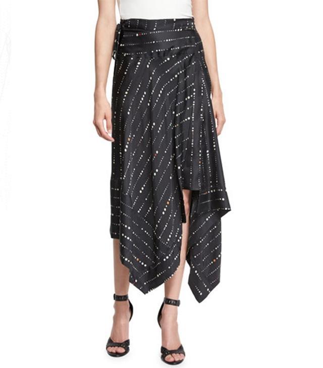 Isabel Marant Greta Wrap Skirt