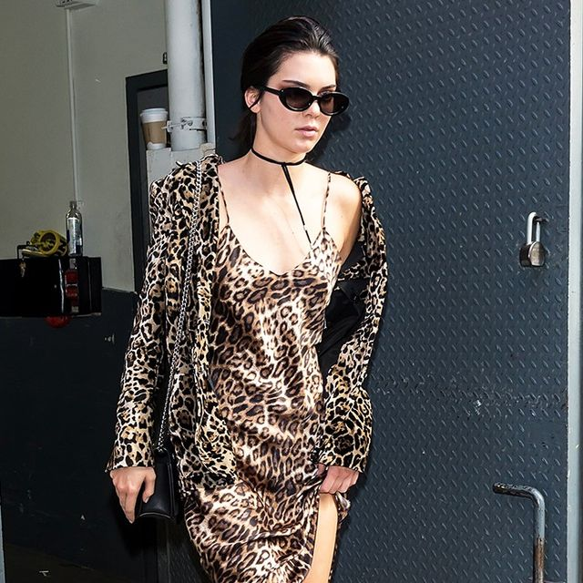 This Is a Bold Look, Even for Kendall Jenner—and We Love It