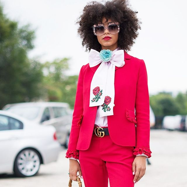 23 Jaw-Dropping Street Style Looks From Milan Fashion Week