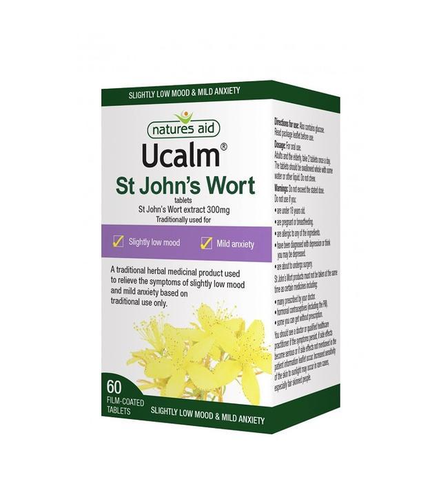 Nature's Aid Ucalm St John's Wort