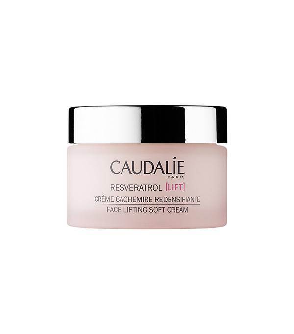 Caudalie Resveratrol Lift Face Lifting Soft Cream - best fall moisturizers