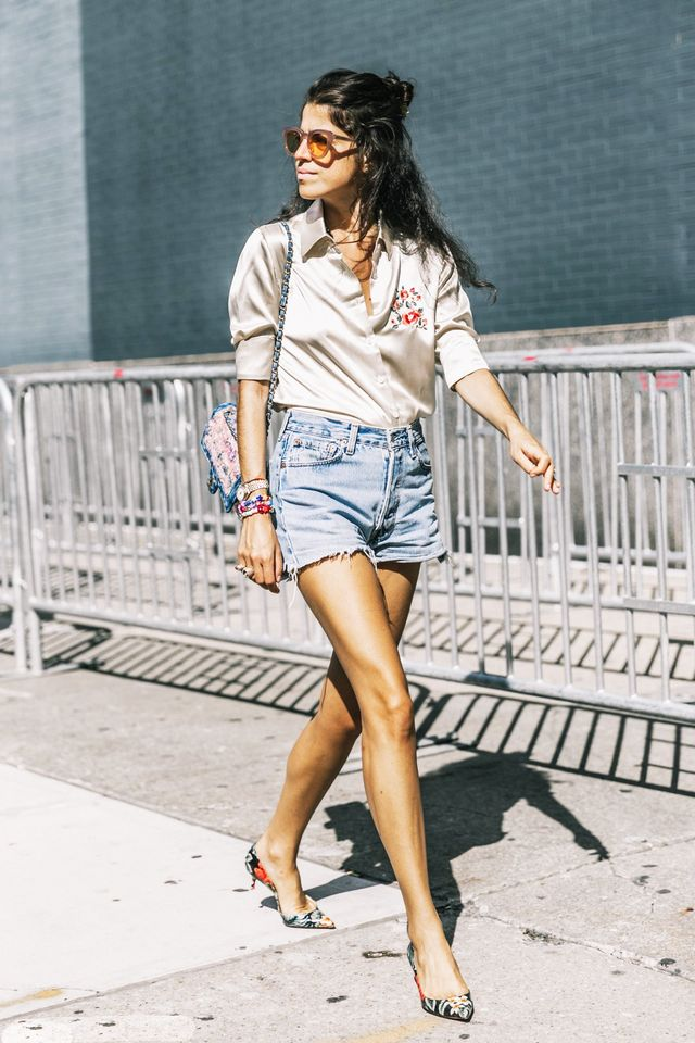 Leandra Medine New York Fashion Week