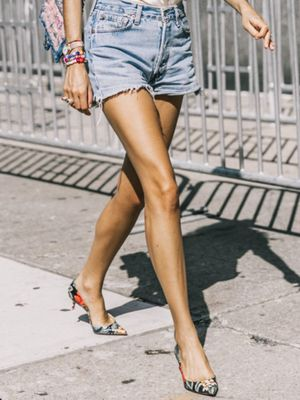 These Widely Disliked Heels Are Making a Comeback