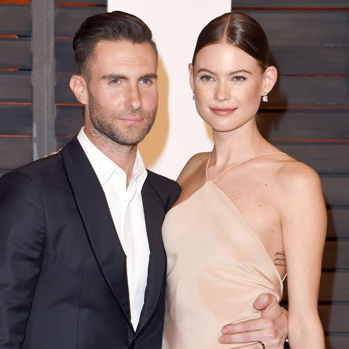 Behati Prinsloo Named Her Baby After a Color—and It's So Cute