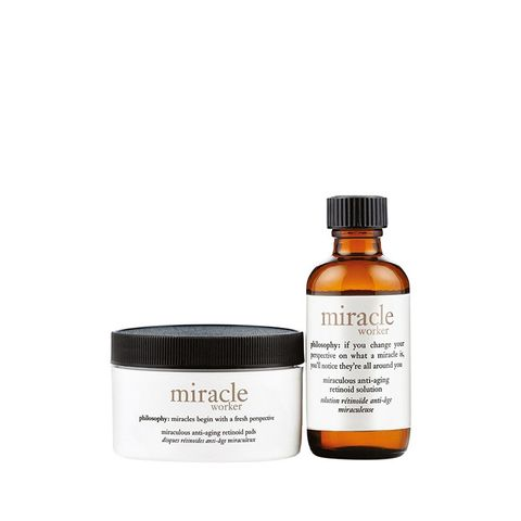 Miracle Worker Miraculous Anti-Aging Retinoid Pads and Solution