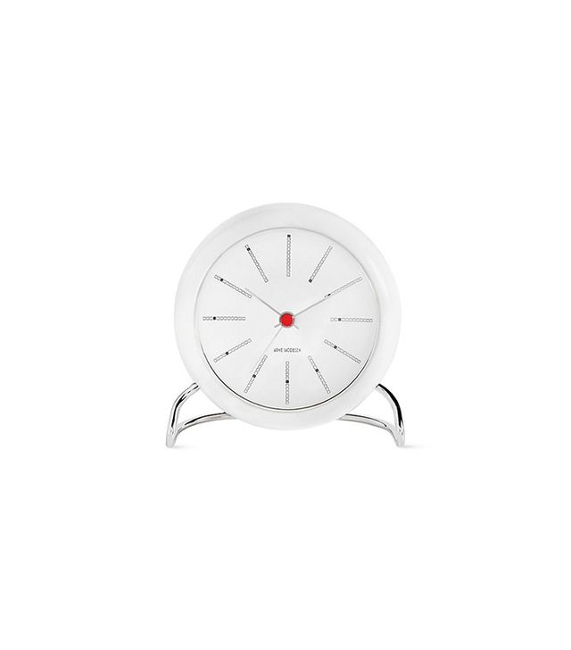 Design Within Reach Banker's Alarm Clock Designed by Arne Jacobsen