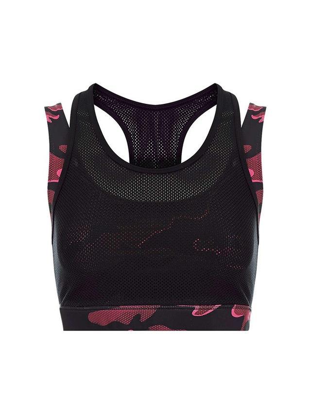 Ivy park double layer sports bra