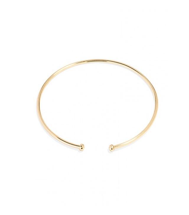 BaubleBar Minimal Metal Collar