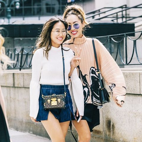 The Fall Outfit Combo That's Going to Be Huge