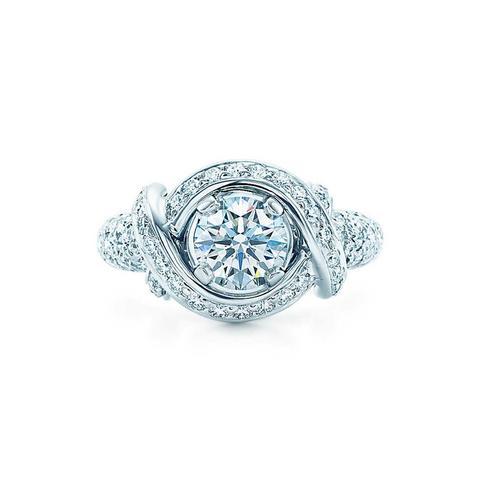 Schlumberger Engagement Ring