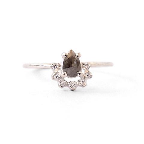 Rose Grey Diamond