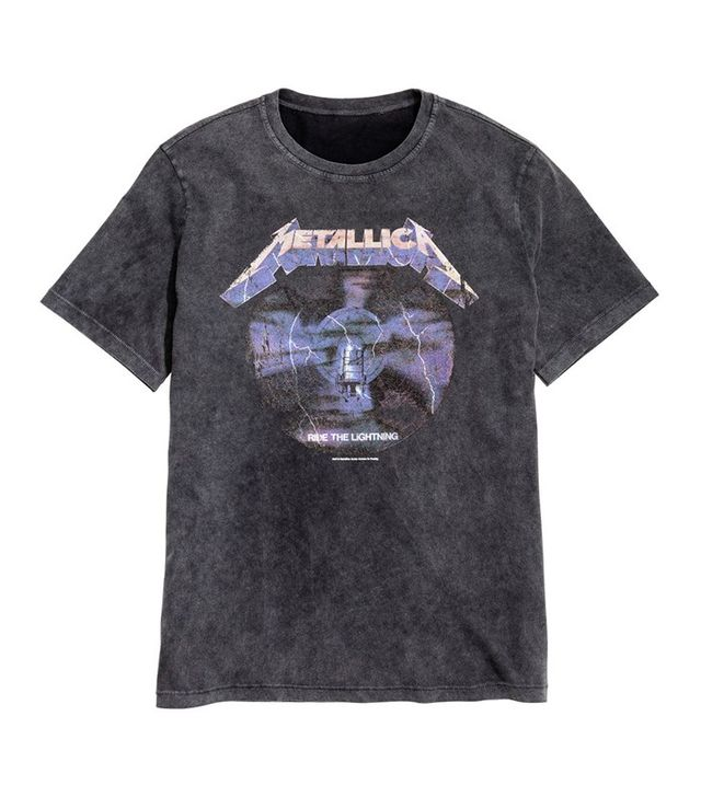 H&M Metallica T-Shirt