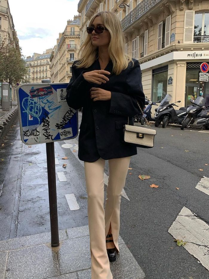 39 French Brands: Adenorah wearing Musier Paris