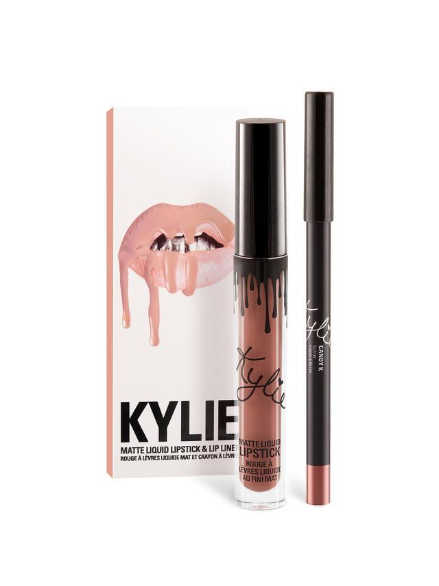 Kylie Lip Kit Candy K
