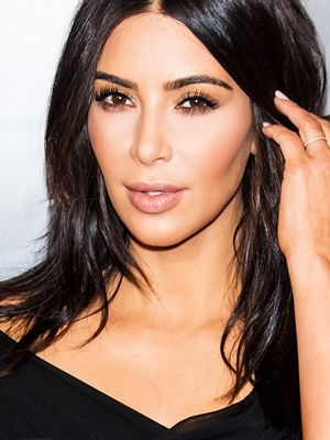 Watch Kim Kardashian West Do Her Own Makeup for a Night Out