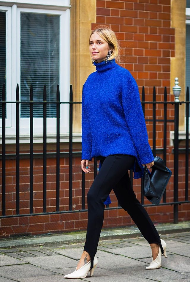 It's Official: Stirrup Leggings Are Cool