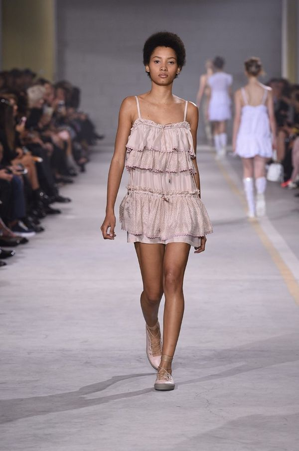 Want more fashion week coverage? Here's everything you need to know about the spring runway shows.