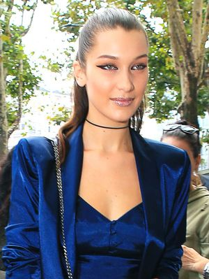 How Bella Hadid Made This Office Staple Look Sultry