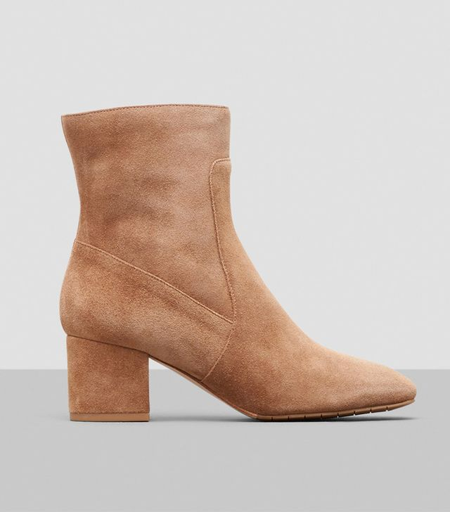 Kenneth Cole Noelle Suede Booties