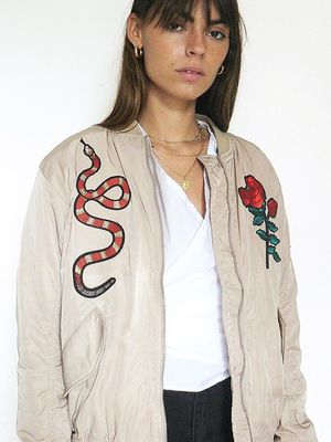 Found: The Best Embroidered Jackets for Fall