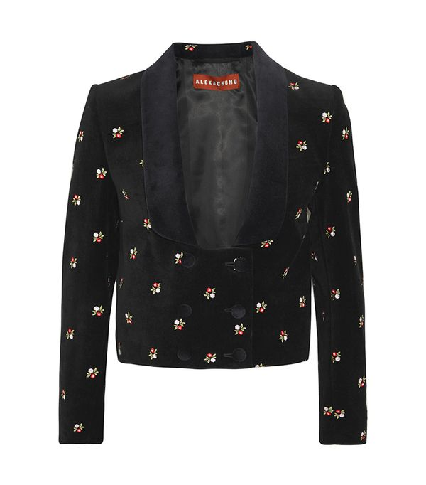 The best embroidered floral jackets for fall whowhatwear