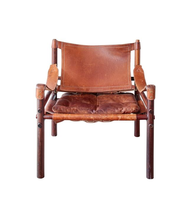 Arne Norell Brown Sirocco Chair