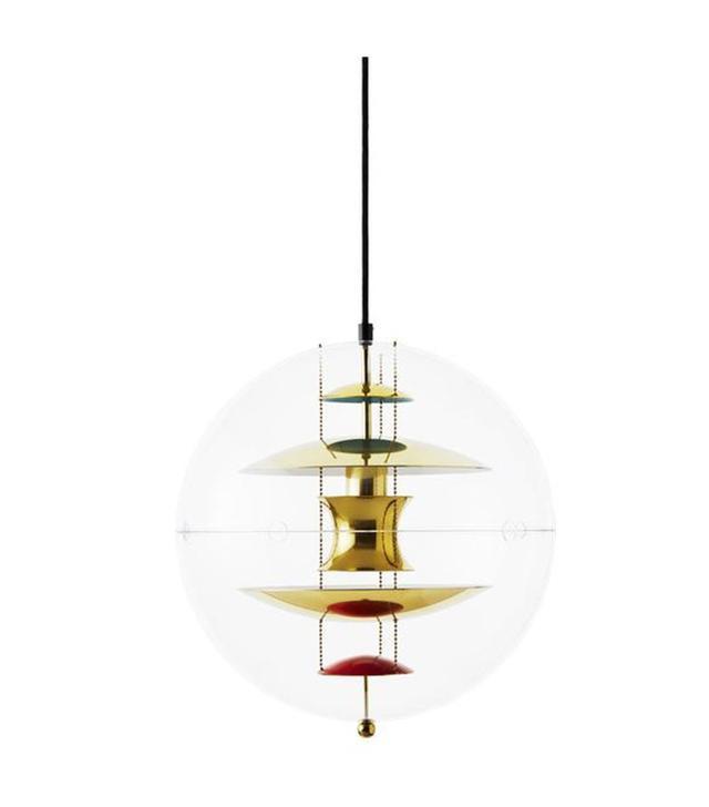 Verner Panton Panton VP Globe Pendant, 90th-Anniversary Edition