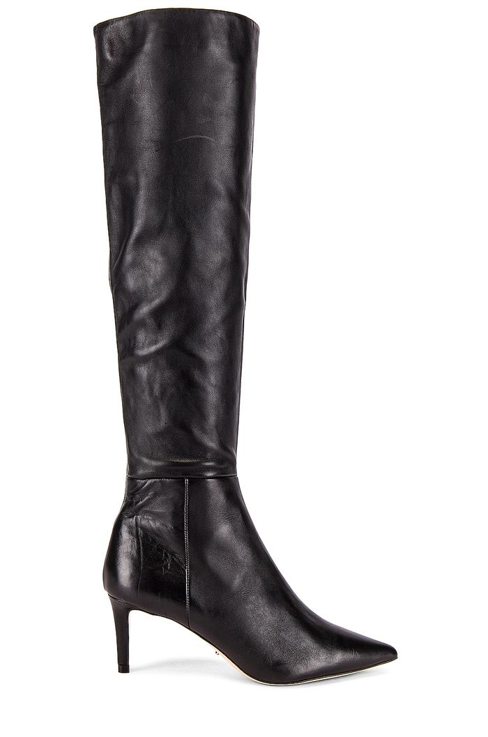 Tony Bianco Guilia Boot in Black Como