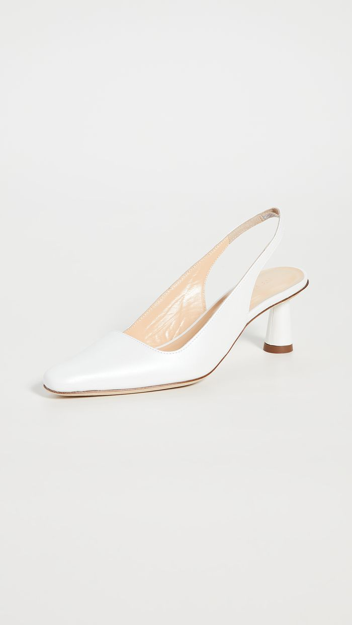 By Far Diana Slingbacks
