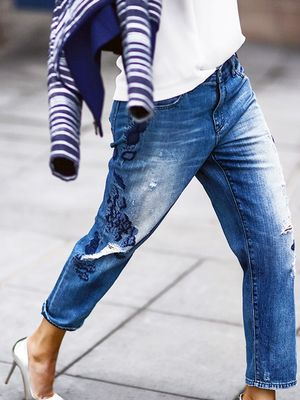 Why Every Woman Needs Statement Jeans This Fall