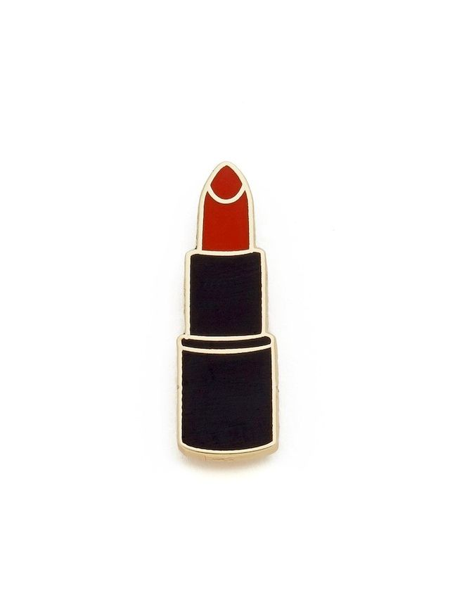 Georgia Perry Lipstick Pin
