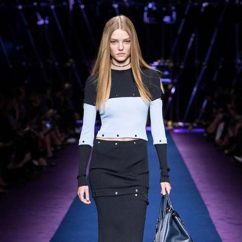 This Is the Future of Fashion, According to Donatella Versace