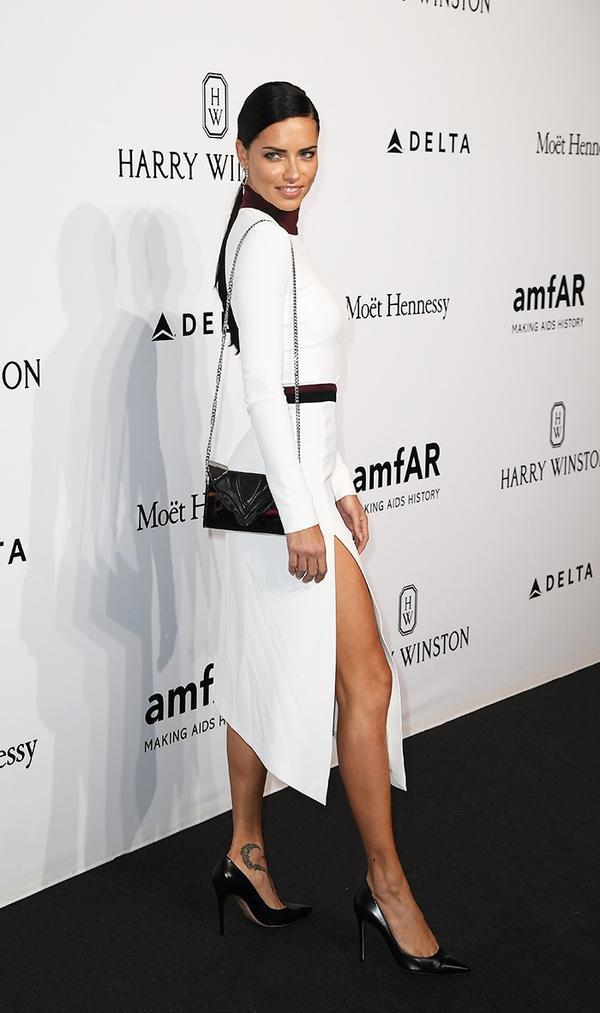 WHO:Adriana Lima