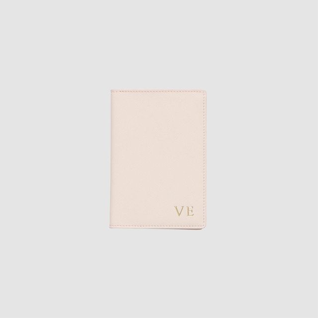 The Daily Edited Personalised Passport Cover