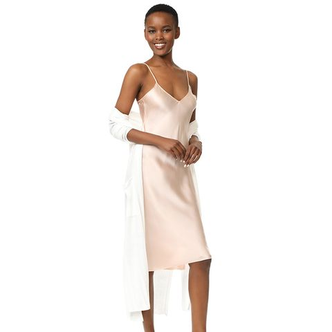 How To Wear A Slip Dress For Fall Whowhatwear