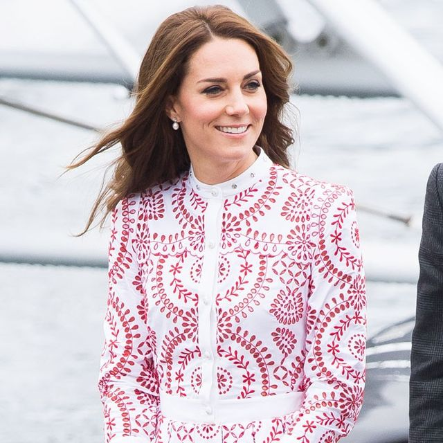 All the Pretty Dresses Kate Middleton Has Worn in Canada