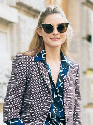 Olivia Palermo's Outfit Is So Perfect for Fall