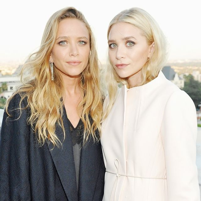 Mary-Kate and Ashley Wore the Chicest Wedding Guest Dresses