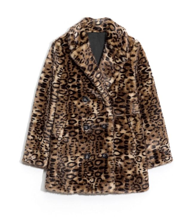& Other Stories Leo Faux Fur Coat