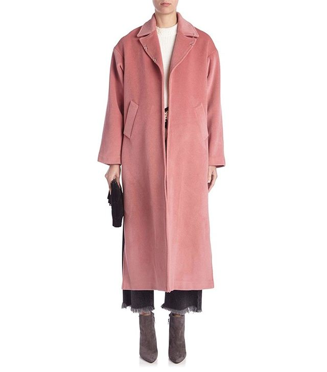 Sandy Liang Ava Long Coat
