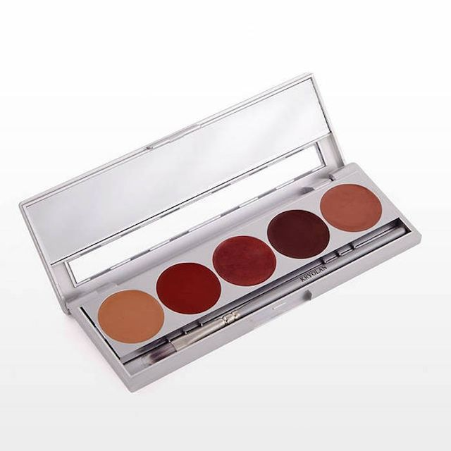 Kryolan Professional Makeup Lip Rouge Set 5 Colors LRS 111
