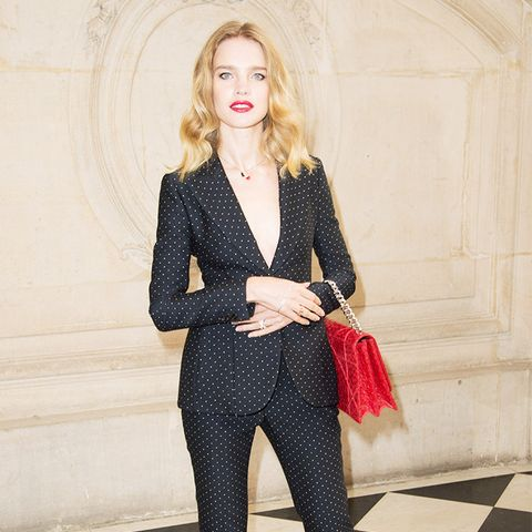 The Best Celebrity Outfits From Paris Fashion Week