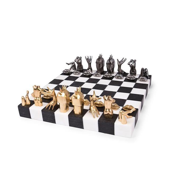 Kelly Wearstler Dichotomy Chess Set