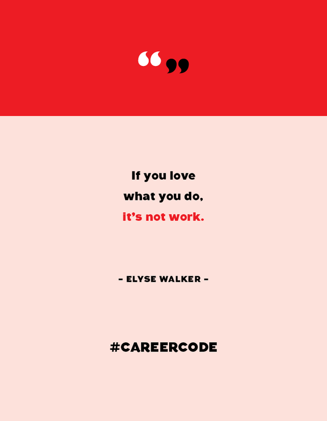Elyse Walker quote