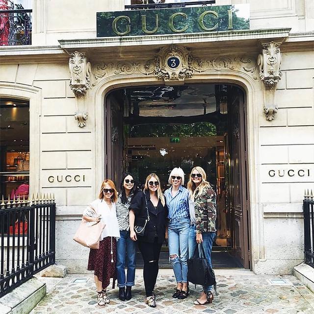 elyse walker team in paris