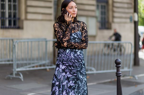 rachel wang paris fashion week street style